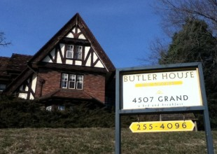 Butler House on Grand