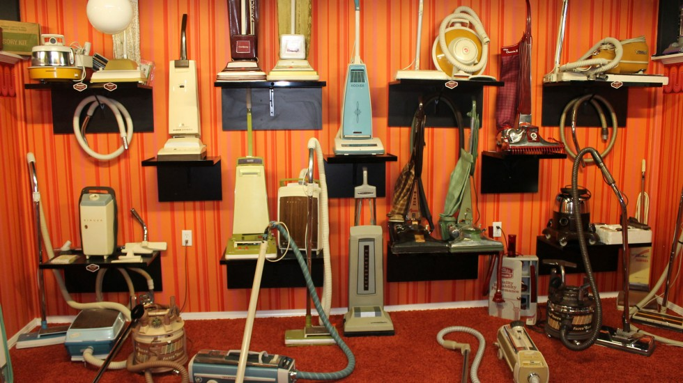 Personal Profile — Tom Gasko, Curator of the Vacuum Cleaner Museum in St. James, MO