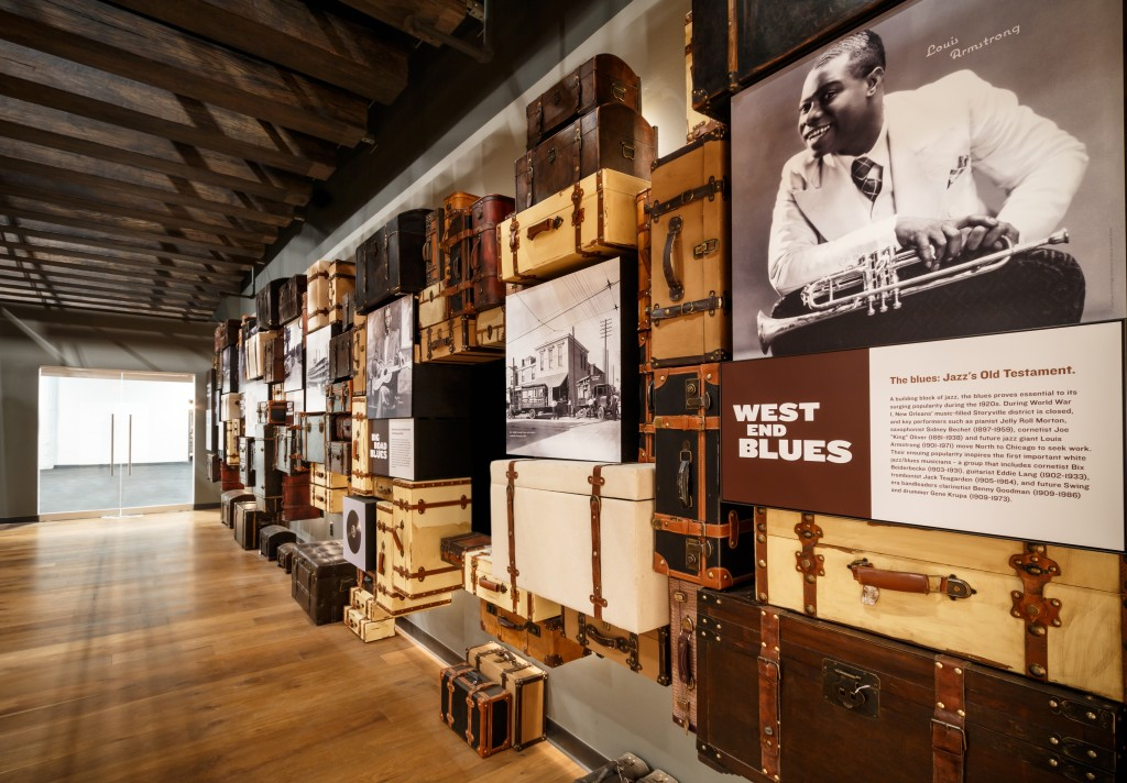 Photo courtesy of the National Blues Museum