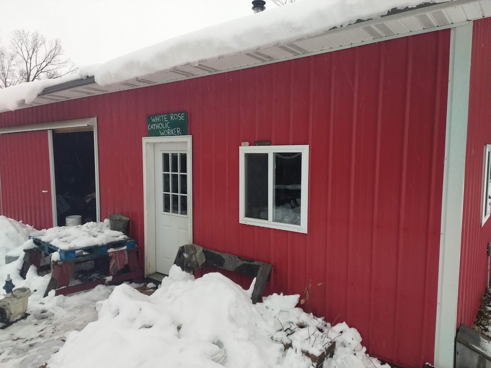 Roots To Rural White Rose Catholic Work Farm Detours Magazine