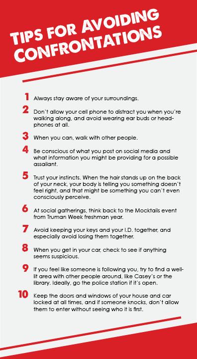 Tips for Avoiding Confrontation