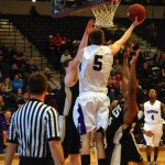 Carlson named GLVC Player of the Year