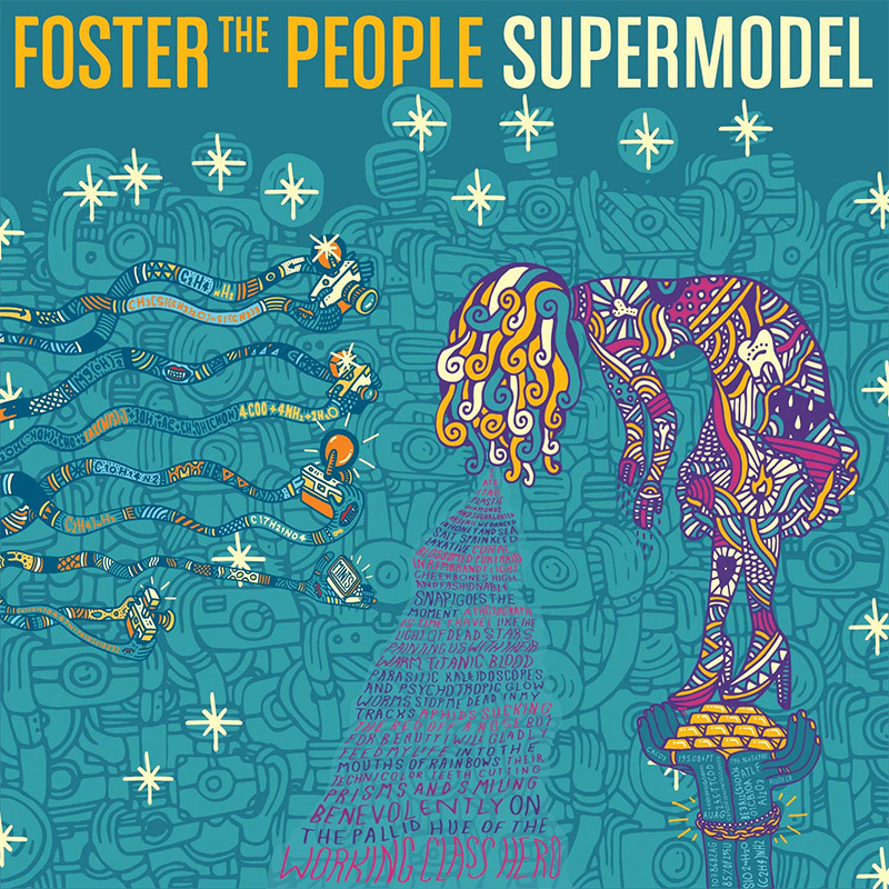 Foster the People album art