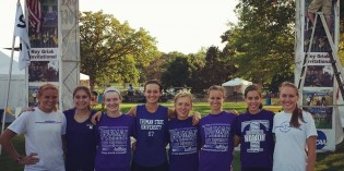 Cross Country Competes in Invitational