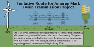 New Power Line Plans Draw Criticism
