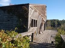 The Abandoned Ski Lodge