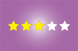 3-5 Stars