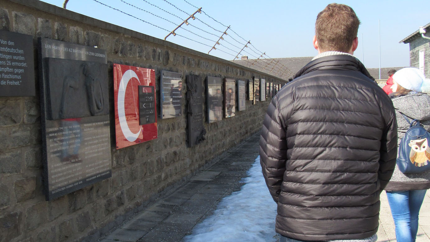 Experiencing Mauthausen: A walk through the infamous concentration camp