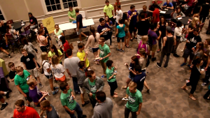 There are so many interesting people to meet during Truman Week, so do yourself a favor and mingle.