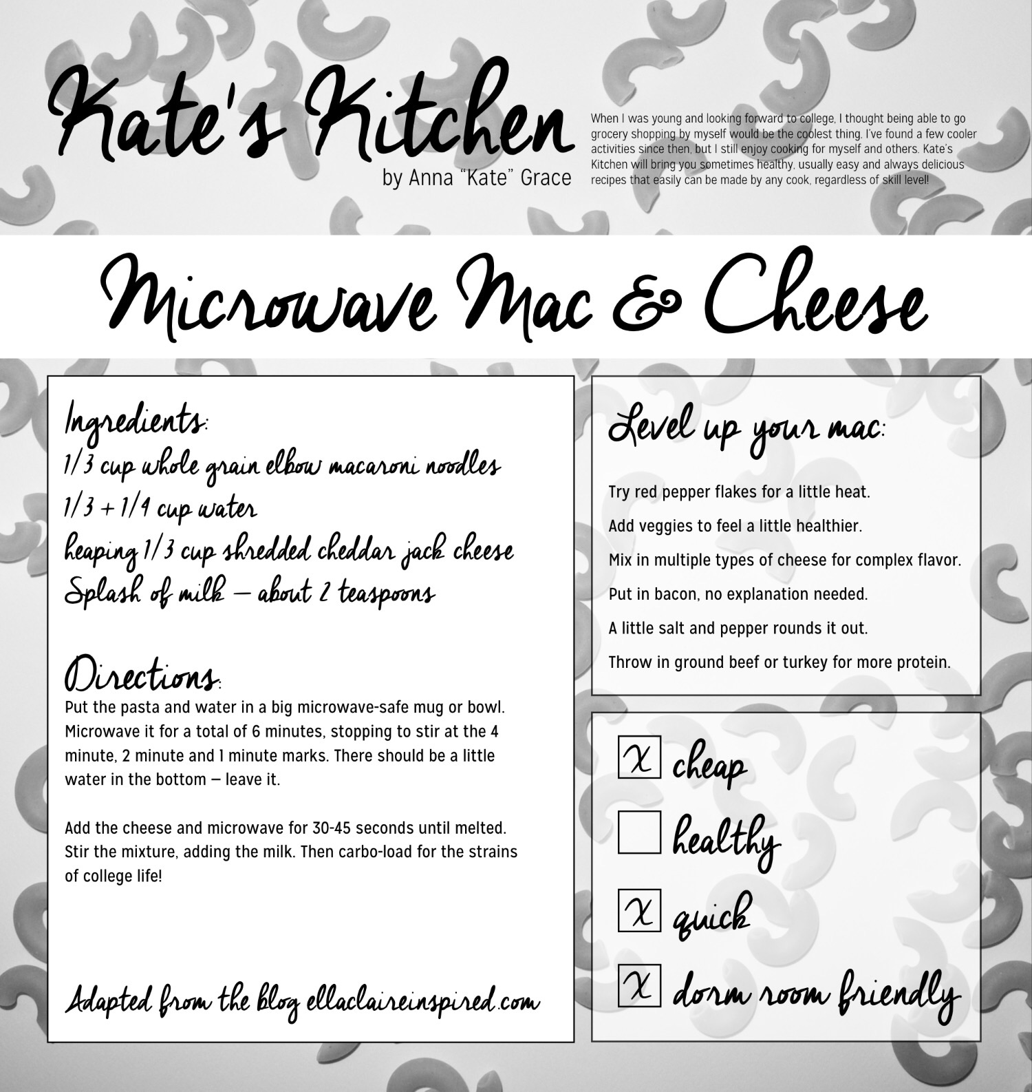 """Search Results for """"kate\'s kitchen"""" – Truman Media Network"""