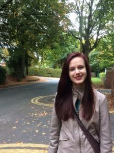 Enjoying the Lovely English autumn!