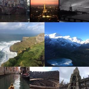 Despite everything, the world is still beautiful.
