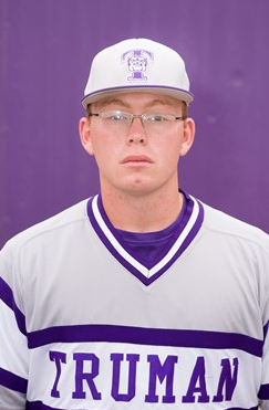 Sophomore Peter Young (Courtesy of trumanbulldogs.com)