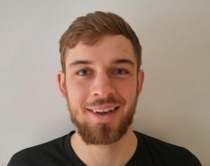 Wyatt Beckman is a junior health science major from Ness City, Kan.