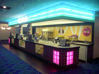 A concession stand.